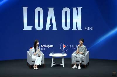 스마일게이트, 로스트아크 공식 생방송 '로아 온 미니(LOA ON mini)' 성료