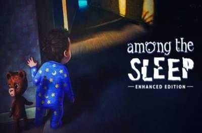 [무료 게임] 어린 아이 시선에서 보는 악몽, '어몽 더 슬립'